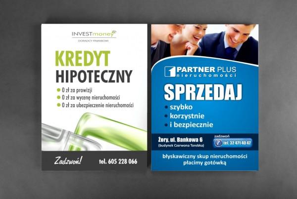 Ulotki Invest Partner