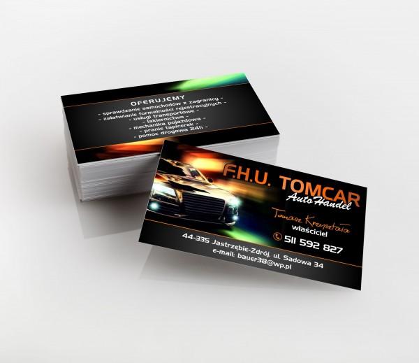 Wizytowki Tomcar