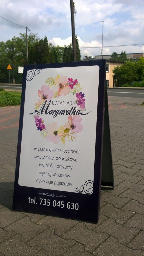 Potykacz Kwiaciarnia Margaretka